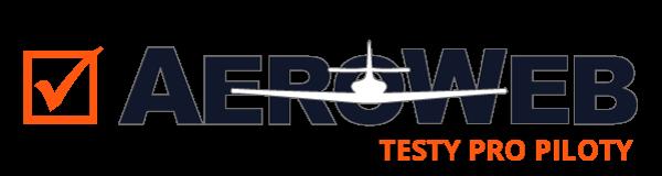 On-line kurzy a testy Aeroweb.cz - logo retina