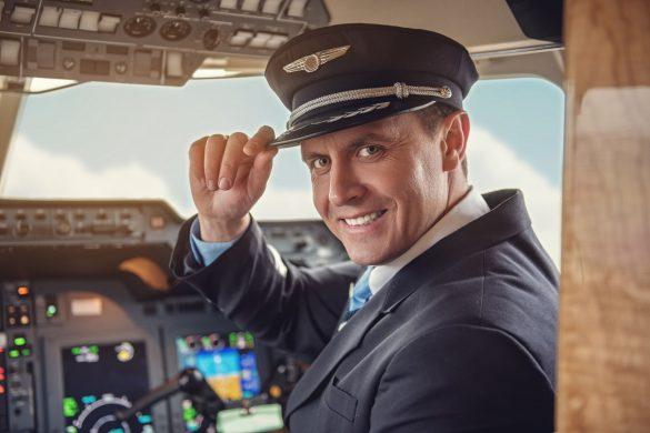 Dopravní pilot v kokpitu