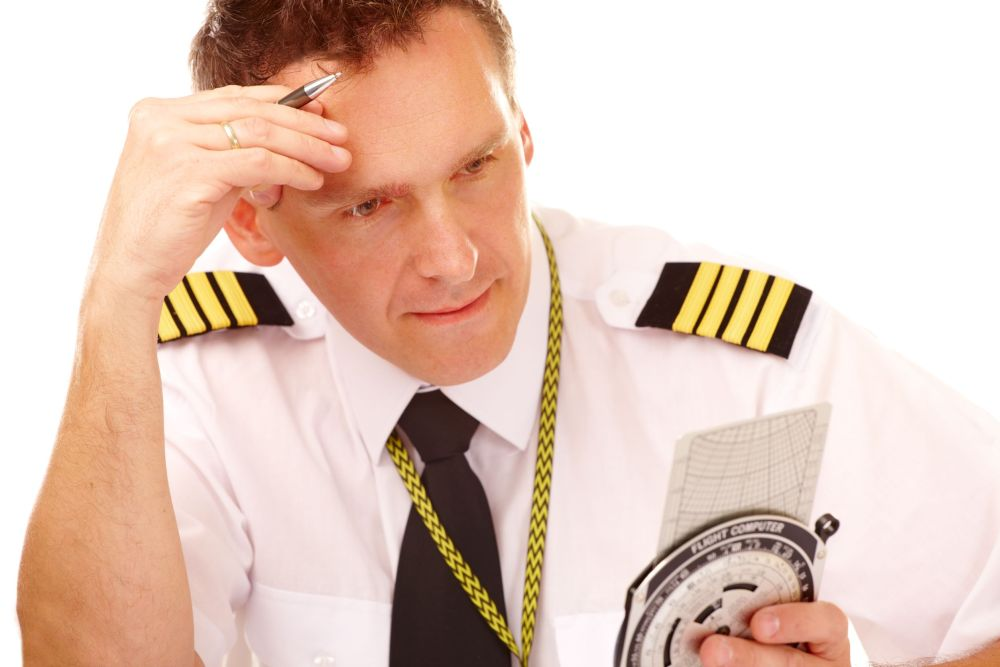 zkouška na pilotní průkaz
