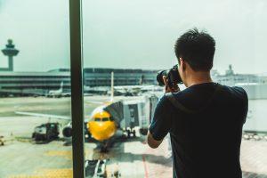 soutěž o letecké foto